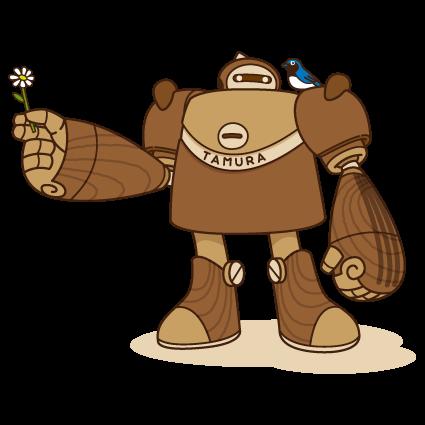 ロボット01カラー