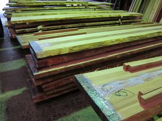 日光産杉階段材・カウンター材4