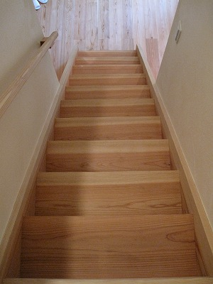 日光杉 階段材