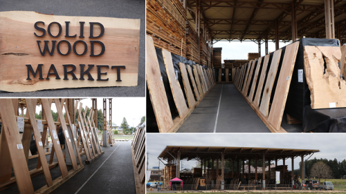 SOLID WOOD MARKET ブログ